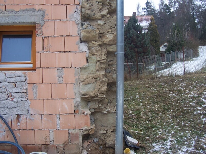 STAVA - František Vališ s.r.o. | Rodinný dům, Slatiňany - fasáda