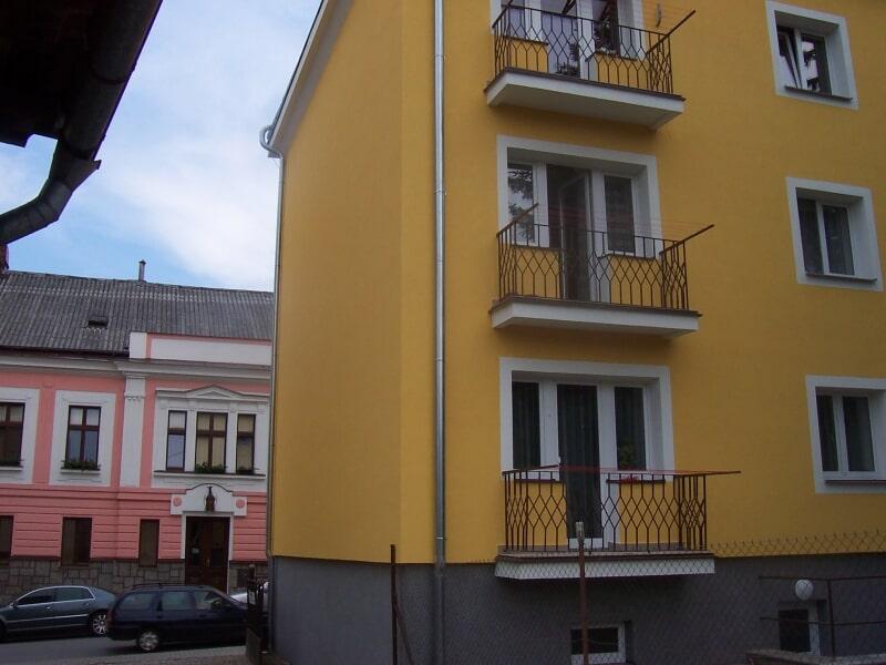 STAVA - František Vališ s.r.o. | Bytový dům Havlíčkův Brod