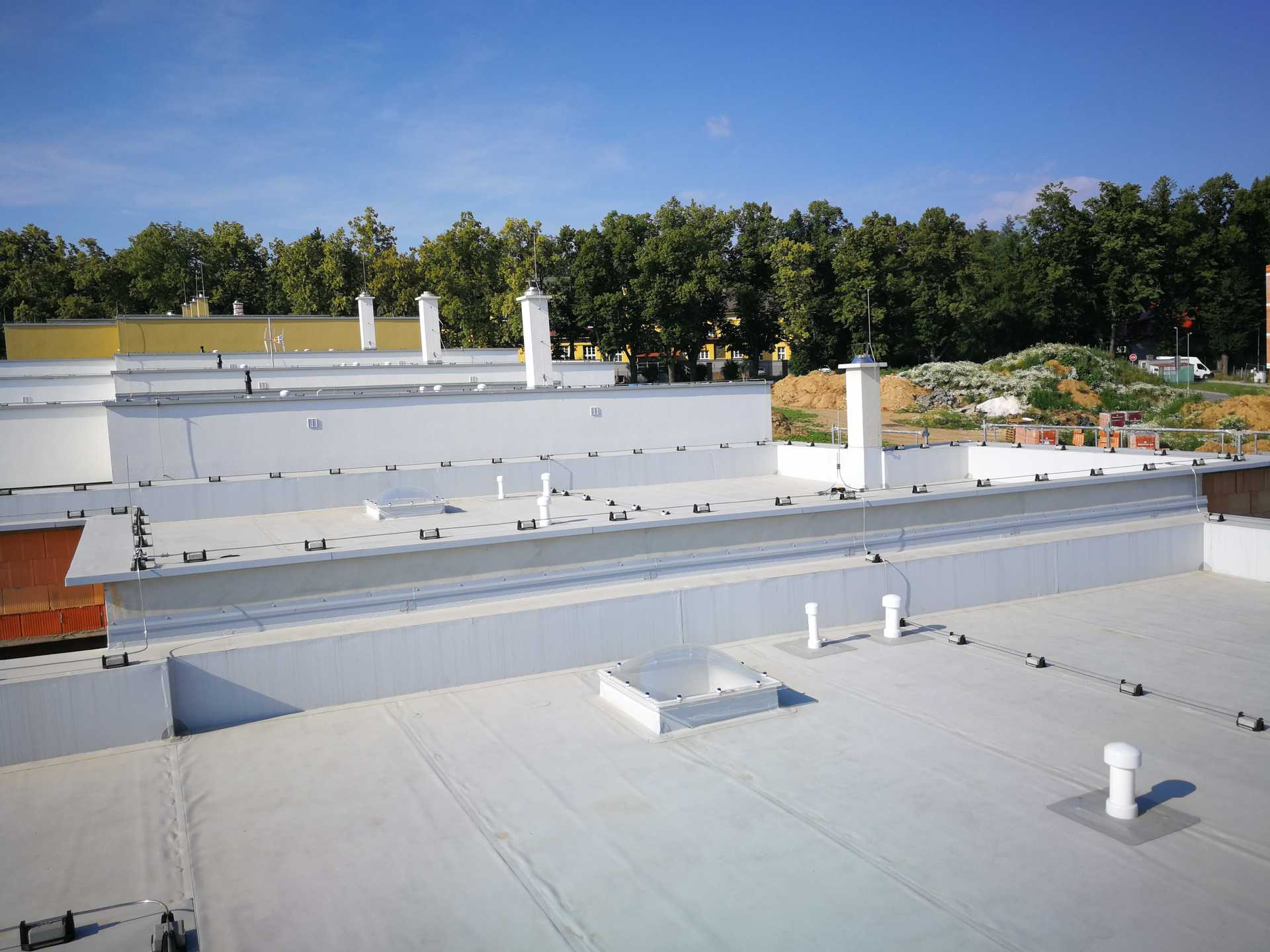 STAVA - František Vališ s.r.o. | Ploché střechy