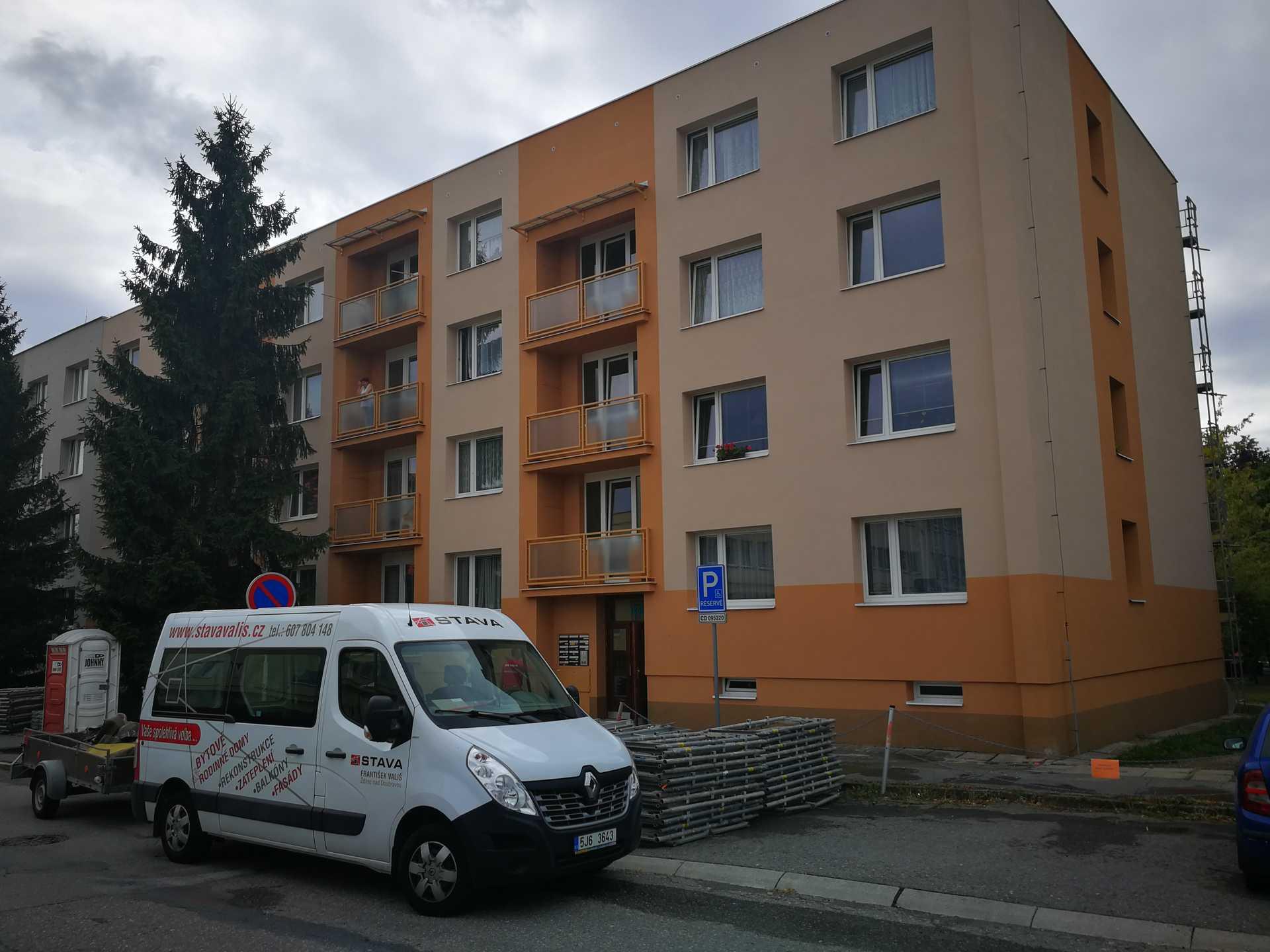 STAVA - František Vališ s.r.o. | Sanace